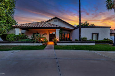 Scottsdale Single Family Home For Sale: 7825 E Sweetwater Avenue