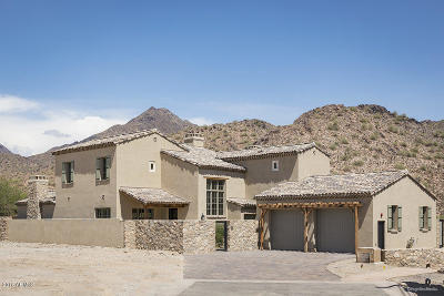 Scottsdale Single Family Home For Sale: 18974 N Silverleaf Drive