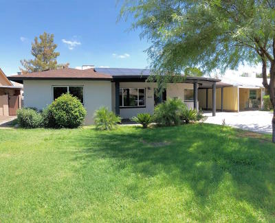 Phoenix Single Family Home For Sale: 1622 W Clarendon Avenue