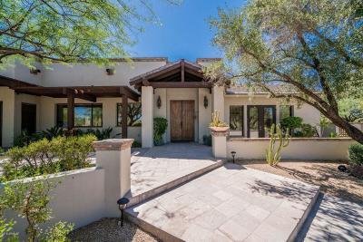 Paradise Valley Single Family Home For Sale: 8002 N Ironwood Drive