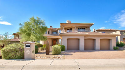 Scottsdale Single Family Home For Sale: 13162 E Geronimo Road