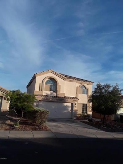 Buckeye Single Family Home For Sale: 23955 W Antelope Trail