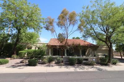 Scottsdale Single Family Home For Sale: 8337 E Via De La Luna