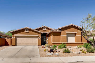 Peoria Single Family Home For Sale: 8684 W Bajada Road