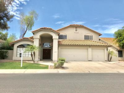 Gilbert Single Family Home For Sale: 1055 W Lakeridge Drive