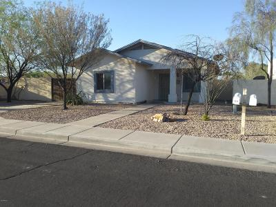 Apache Junction Single Family Home For Sale: 1615 W Mockingbird Street