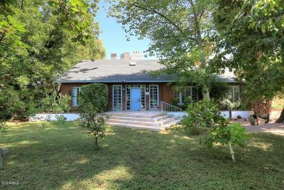 Phoenix Single Family Home For Sale: 28 W Pasadena Avenue