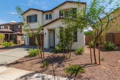 Buckeye Single Family Home For Sale: 21261 W Coronado Road