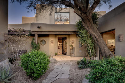 Scottsdale Single Family Home For Sale: 9997 E Hidden Valley Road