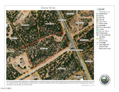 Residential Lots & Land For Sale: 7560 W Derry Drive
