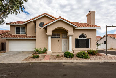 Phoenix AZ Single Family Home For Sale: $259,500