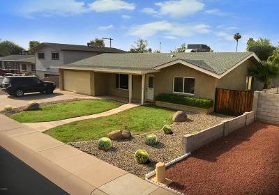 Scottsdale Single Family Home For Sale: 8313 E Jackrabbit Road