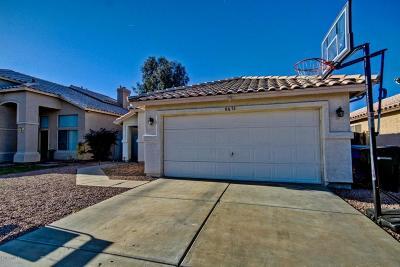 Phoenix Rental For Rent: 8673 W Palm Lane