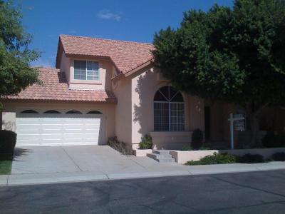 Phoenix Rental For Rent: 3806 E Orchid Lane