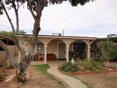 Phoenix Single Family Home For Sale: 3622 W Portland Street