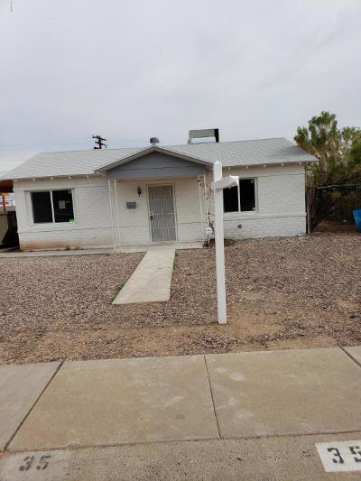 Phoenix Single Family Home For Sale: 35 W Vogel Avenue