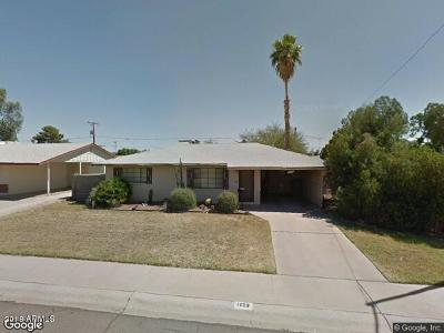 Phoenix AZ Single Family Home For Sale: $218,000