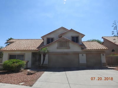 Chandler AZ Single Family Home For Sale: $340,000