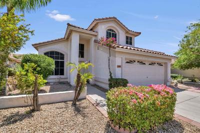 Chandler Single Family Home For Sale: 2381 S Comanche Drive