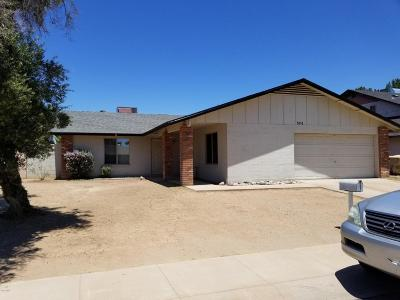 Glendale Single Family Home For Sale: 5616 W Altadena Avenue