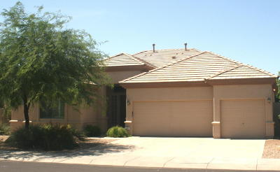 Goodyear Single Family Home For Sale: 14453 W Wilshire Drive