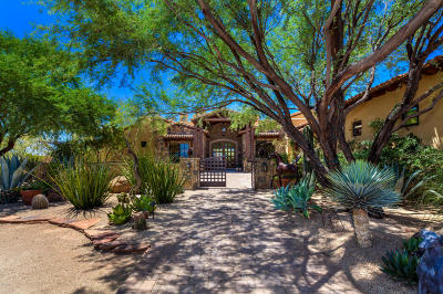 Scottsdale Single Family Home For Sale: 14705 E Redbird Road