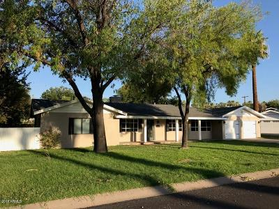 Phoenix Single Family Home For Sale: 8022 N 10th Avenue