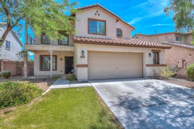 Peoria Single Family Home UCB (Under Contract-Backups): 12810 W Milton Drive