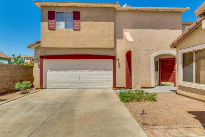 Gilbert Single Family Home For Sale: 1576 E Jasper Court #E