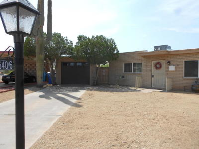 Phoenix Gemini/Twin Home For Sale: 15406 N 23rd Street
