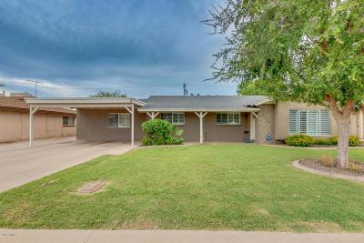 Scottsdale Single Family Home For Sale: 8336 E Sells Drive
