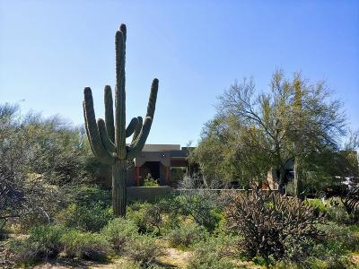 Carefree AZ Single Family Home For Sale: $655,000