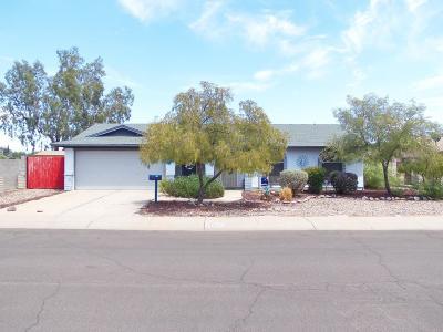 Glendale AZ Single Family Home For Sale: $245,000