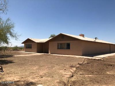 Maricopa Single Family Home For Sale: 42326 W Farrell Road