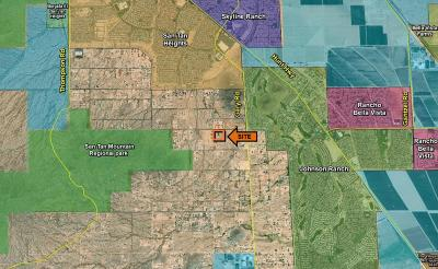 Queen Creek Residential Lots & Land For Sale: W Gail Road
