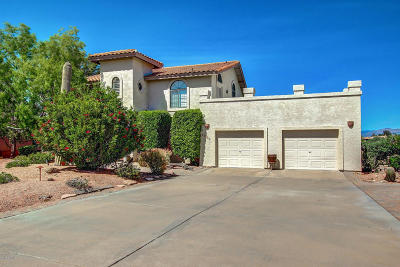 Fountain Hills Single Family Home For Sale: 16230 E Trevino Drive