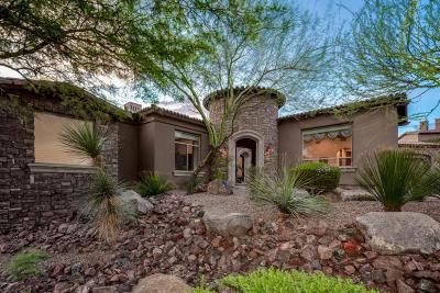 Fountain Hills Single Family Home For Sale: 9108 N Shadow Ridge Trail