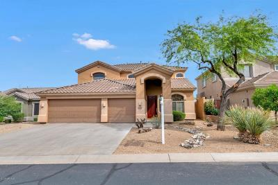 McDowell Mountain Ranch Single Family Home For Sale: 10446 E Meadowhill Drive