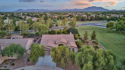 Gilbert Single Family Home For Sale: 4485 E Timberline Court