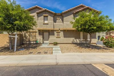 Peoria Single Family Home UCB (Under Contract-Backups): 9675 N 81st Drive