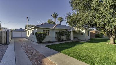 Phoenix Single Family Home For Sale: 521 W Edgemont Avenue