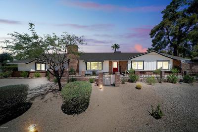 Phoenix Single Family Home For Sale: 4350 E San Miguel Avenue