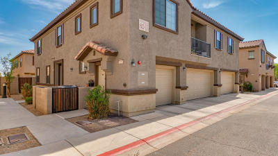 Mesa Condo/Townhouse For Sale: 1265 S Aaron #238