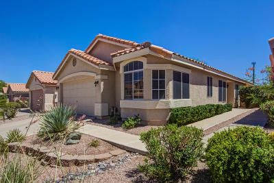 Single Family Home For Sale: 717 E Glenhaven Drive