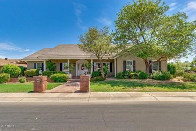Chandler Single Family Home For Sale: 809 W Detroit Street