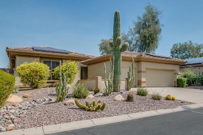 Anthem Single Family Home For Sale: 41718 N Golf Crest Road