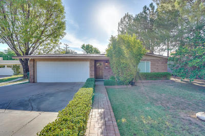 Phoenix Single Family Home For Sale: 4824 N 35th Street