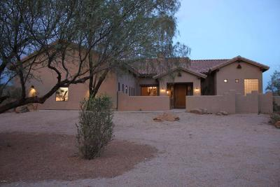 Single Family Home For Sale: 41609 N Canyon Springs Drive