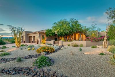 Single Family Home For Sale: 10954 E Desert Troon Lane