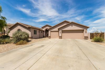 San Tan Valley Single Family Home For Sale: 31699 N Sunflower Way
